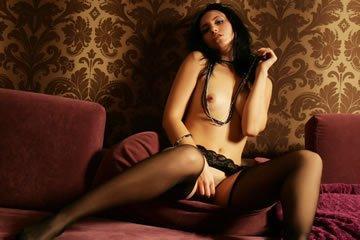 Erotic nude babes – Kitty in Boudoir