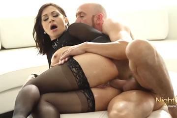 Erotic babes - anal sex
